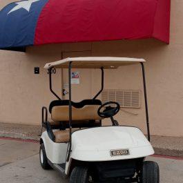 used 4 passenger golf cart