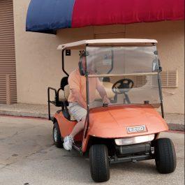 used ezgo txt 4 passenger golf cart