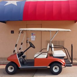 Used Club Car DS 4 Seater